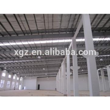 Steel Prefabricated Warehouse Building Construction Projects
