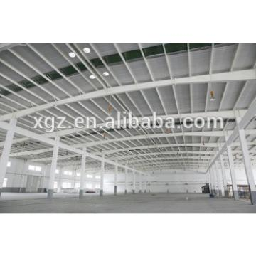 Light Steel Frame Prefabricated Warehouse For Sale