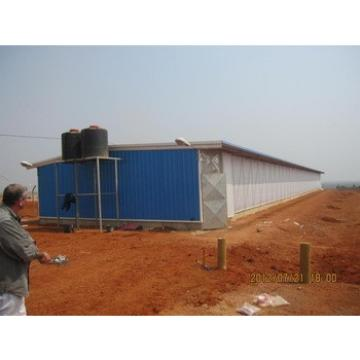 Light Steel Frame Poultry Farm House/Chicken House China/Agricultural House