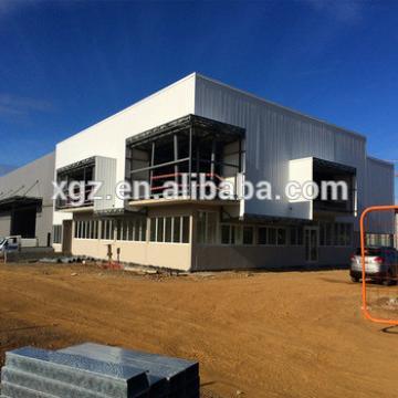 Low Cost Modern Prefab Light Steel Frame Building