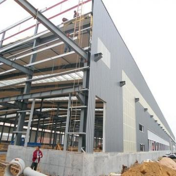 Prefabricated Steel Structure Metal Warehouse Building Material