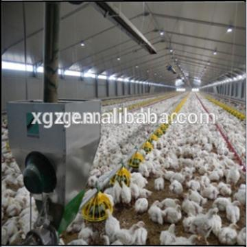 2015 Factory price chicken house/poultry house