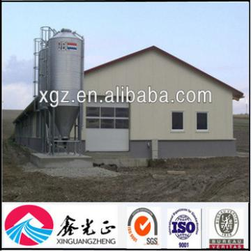 Design Broiler chicken house for Algeria poultry farm