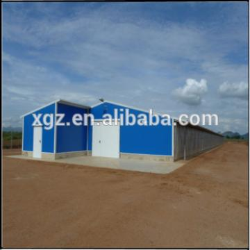 Hot sale prefab commercial chicken house for sale