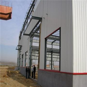 Construction Design Prefabricated Steel Structure Warehouse In China