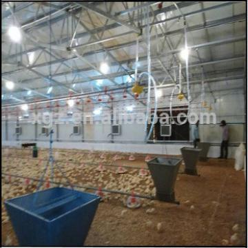New Design Uae Chicken Farm Poultry Equipment for Sale