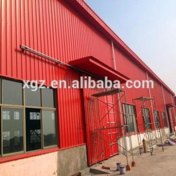 Low Cost Prefab Light Factory Workshop Steel Building