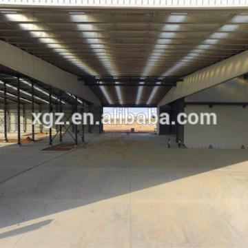 High Quality Steel Frame Prefabricated Rice Warehouse