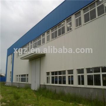 Professional Design Structural Steel Frame Prefabricated Workshops