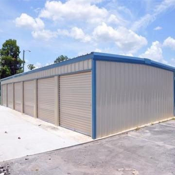 Steel Structure Light Construction Structural Warehouse Shed Fabrication
