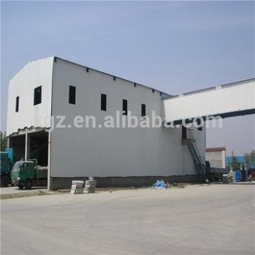 High Quality Galvanized Demountable Economical Prefab Garage Workshop