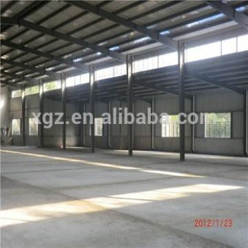 Low Cost Light Weigh Prefabricated Warehouse Prices