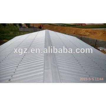 light steel frame poultry house prefab steel chicken farms