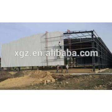 Cheap And Quick Prefabricated Assembled Light Steel Structure