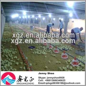 Favorites Modern Container customized Economic Used As Steel Broiler Chicken House With Equipment