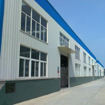 Construction Design Prefabricated Light Steel Frame Building