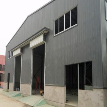 Low Cost Construction Design Prefabricated Galvanized Steel Structure Warehouse