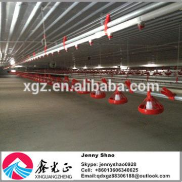 High Quality Metal Commercial Chicken Poultry House