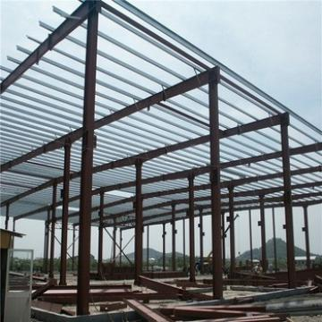 High Quality Low Price Steel Structure Frame Power Plant Project