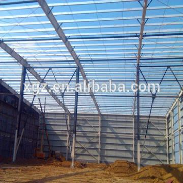 Factory Price Steel Structure Exhibition Hall In Algeria