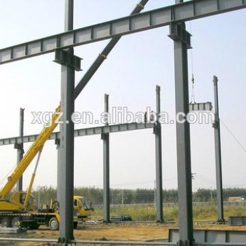 Prefab Warehouse Light Frame Industrial Steel Shed