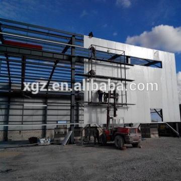 Professional Design Prefab Steel Fabrication Warehouse In Sudan