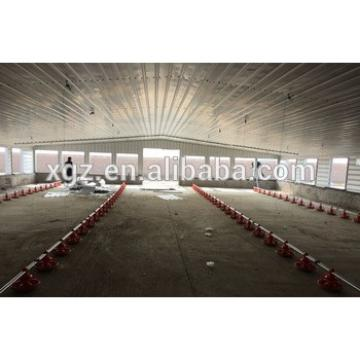 modern and professional poultry farm for broiler house design