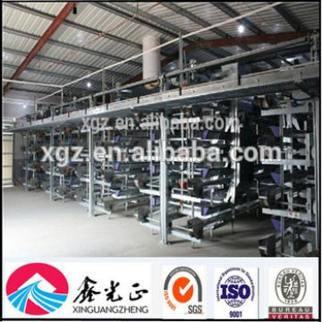 Automatic equipment chicken egg equipment poultry farm design