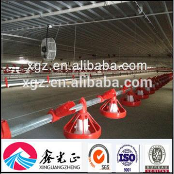 High quality China prefab low price chicken house farm
