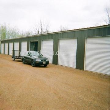 Prefab Low Cost Light Steel Garage Building Kit