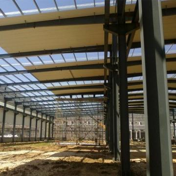 Low Cost Modern Design Steel Prefabricated Industrial Sheds For Sale