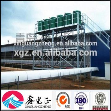 China manufacture automatic A type H type egg chicken house design for layers