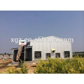 large-scale automatic poultry farm design