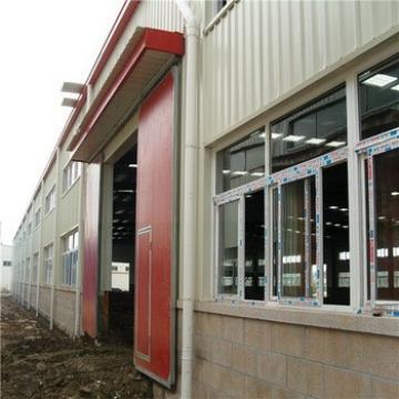 Construction Design Fast Installation Cheap Prefab Steel Farm House For Sale