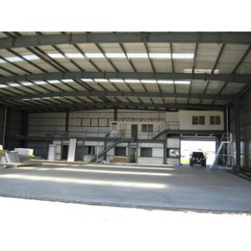 prefabricated steel/aircraft hangar with ISO9001:2008