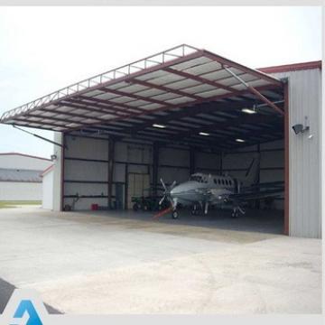 Cheap Easy Installation Steel Metal Portable Aircraft Hangar