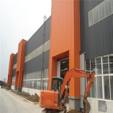 Light Prefabricated Construction Design Price For Structural Steel Fabrication