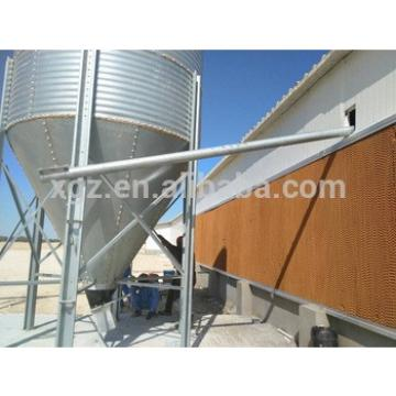 chicken poultry house cooling system