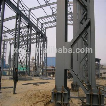 China Low Price Steel Structure Platform For Industrial Equipment