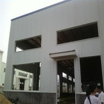 Low Cost EPS Steel Structure Frame Prefabricated Steel Sandwich Panel Warehouse