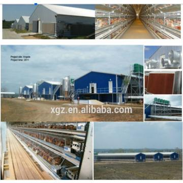 Automatic whole poultry farming equipment for chicken house
