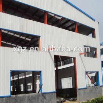 China Made Prefabricated Light Steel Frame Warehouse Construction