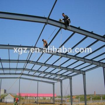 Cheap Large Span Prefab Steel Factory Warehouse Building Plans