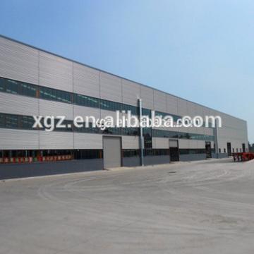 Economic Metal Buildings Ethiopia Prefabricated Workshop