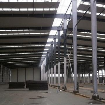 Durable Fast Construction Steel Structure Prefab Workshop Building