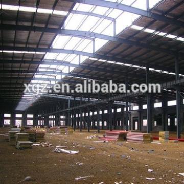Angola, Tanzania Steel Prefab Modular Warehouse Building