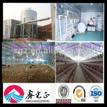 design poultry house feed machinery