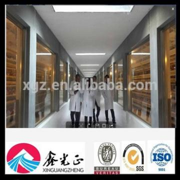 layer cage feeding equipment poultry house