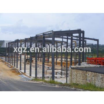 Light Steel Prefabricated Steel Structure Plant From China
