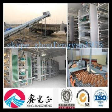 design poultry equipment for broiler farm